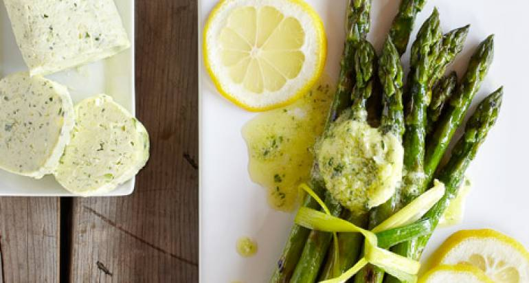 Cytrusowe masło