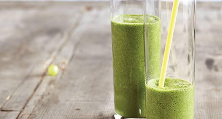 Zielony smoothie dla nowicjuszy