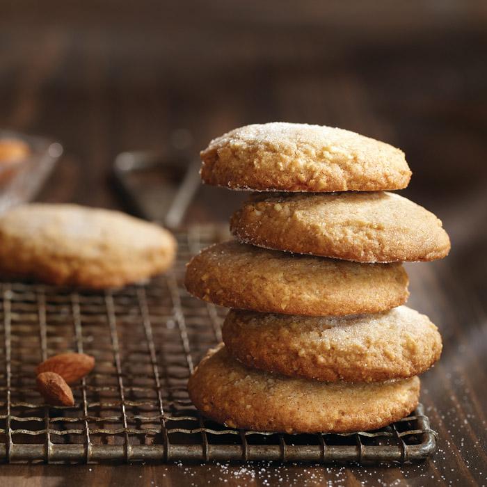 Migdałowe ciasteczka