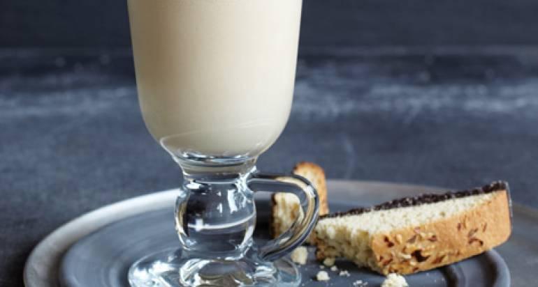 Mrożona kawa irlandzka
