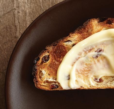 Miodowe masło