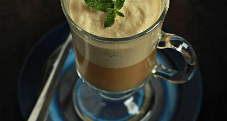 Orzeźwiająca mrożona kawa!