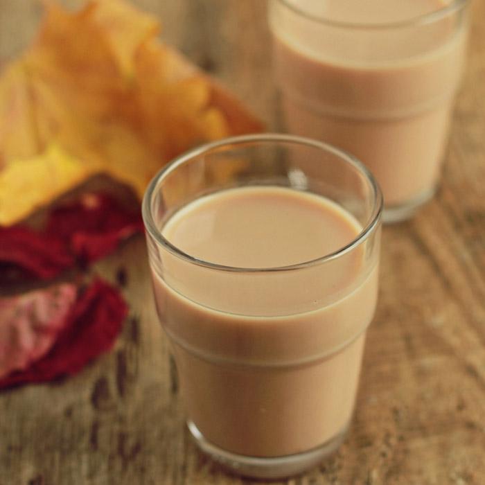 Czekoladowe mleko gryczano-orzechowe – przepyszne! ;-)