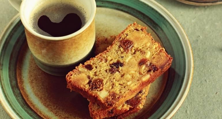 Keks z marcepanem – wegański i bezglutenowy