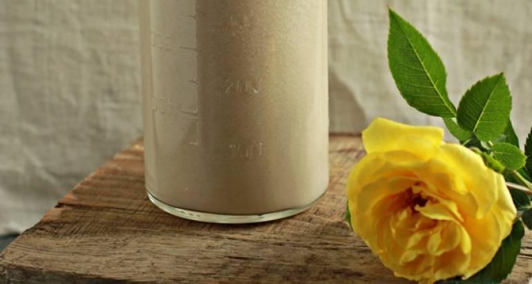 Mleko migdałowo-waniliowe