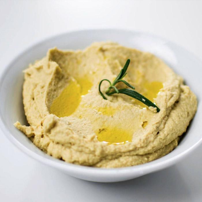 Hummus z chrzanem i rozmarynem – film!