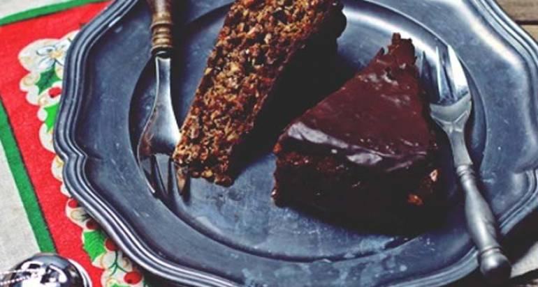 Ciasto marchewkowo-makowe na Boże Narodzenie – wegańskie i bezglutenowe!