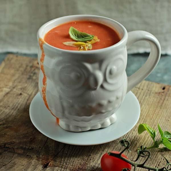 Rozgrzewająca pomidorówka z soczewicą